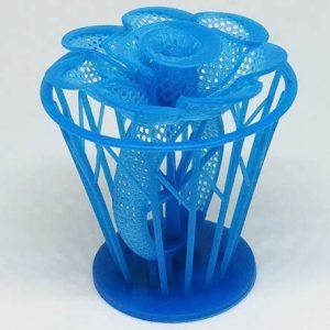 Bluecast X5 castable resin