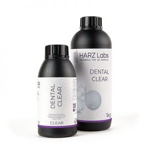 Harzlabs Dental Clear 3S resin