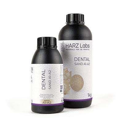 Harzlabs dental sand A1-A2 e A3